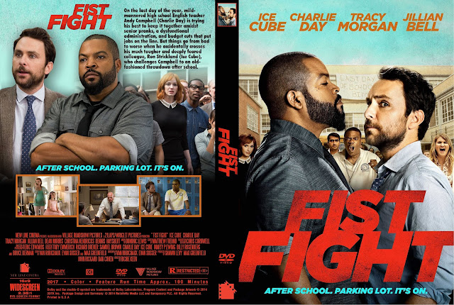 Fist Fight DVD Cover