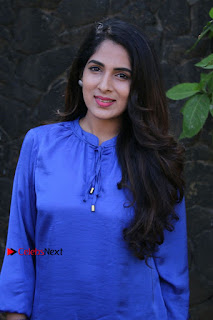 Actress Poorthi Pravin Stills at Mupparimanam Press Meet Stills  0003.jpg