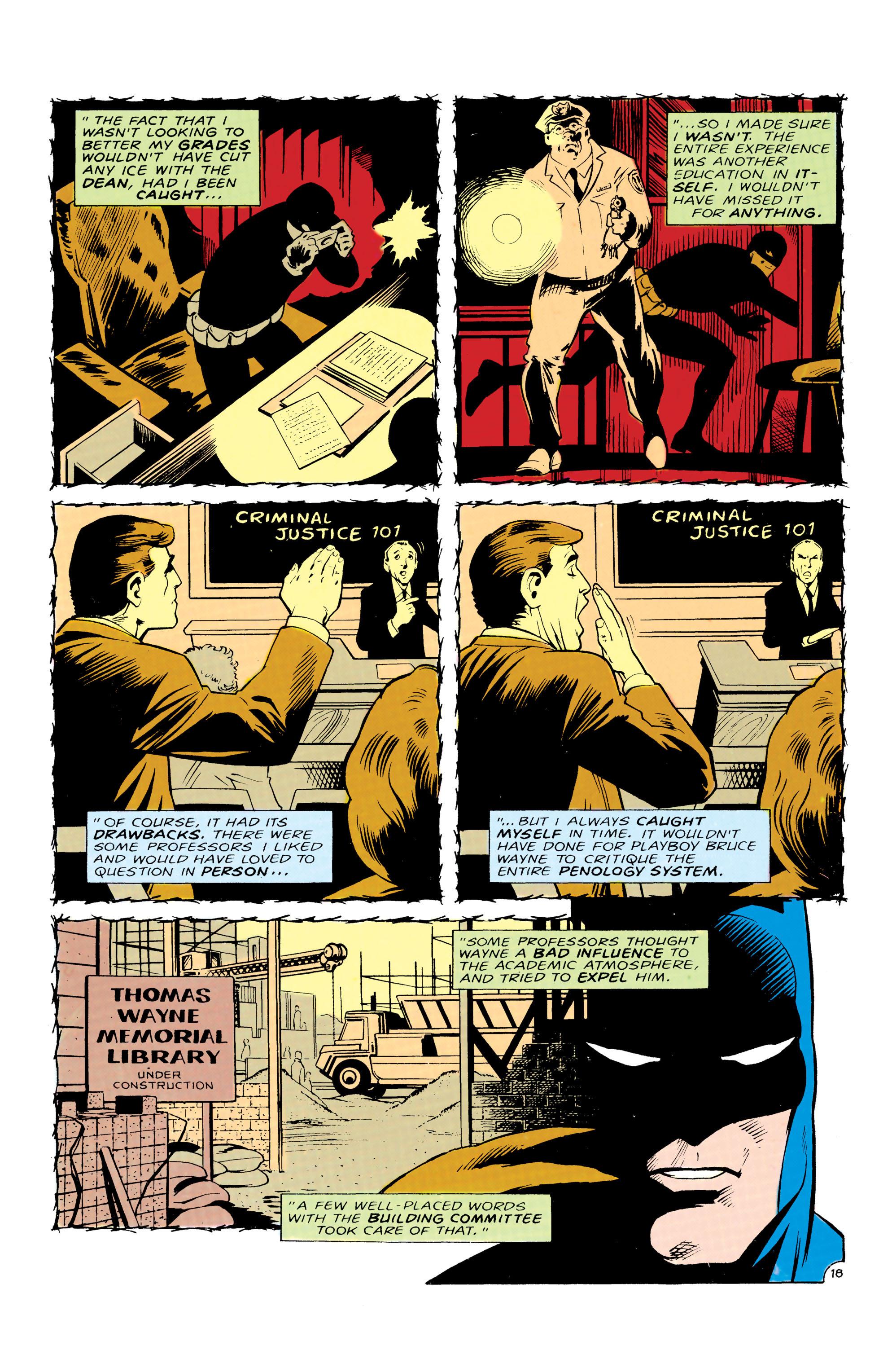 Detective Comics (1937) 574 Page 18