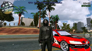 GTA SA LITE Mod Fast And Fourius APK+OBB DATA Terbaru