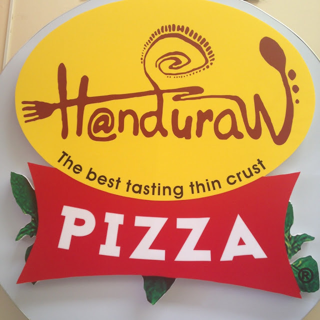 Handuraw Pizza Cebu at Handuraw Pizza