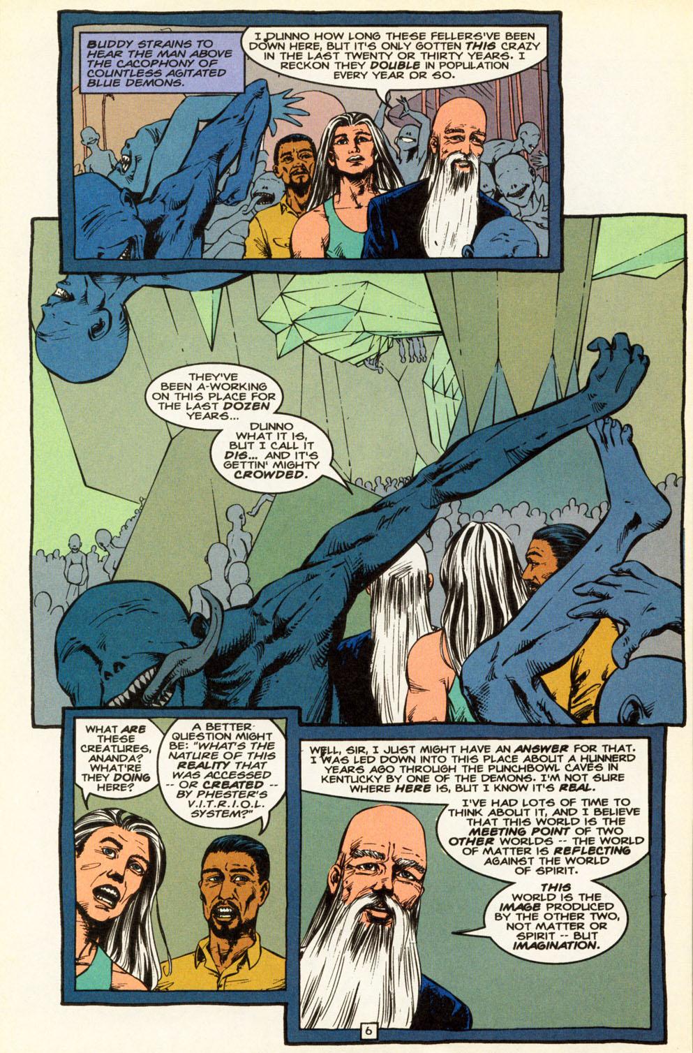 Read online Animal Man (1988) comic -  Issue #86 - 6