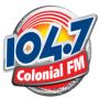 ouvi a Rádio Colonial FM 104,7