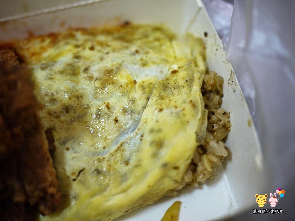 P1230155 - 台中電子街美食推薦│超特別的中正簡餐雞排炒飯蛋包飯