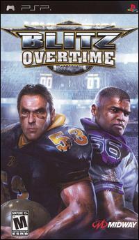 Blitz Overtime PSP (ISO - USA) [MEGA]