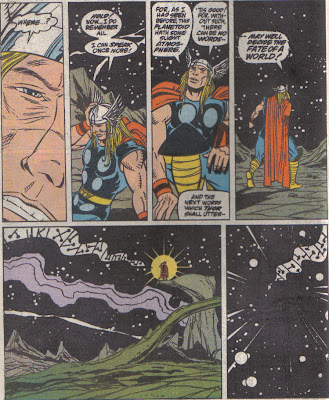 If you thought Superman defeating Darkseid with a song was impressive...