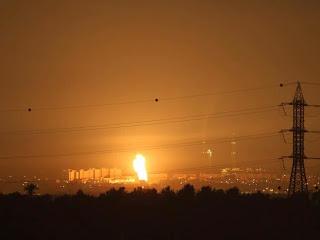 Militer Yahudi kembali membombardir perbatasan Gaza Selatan