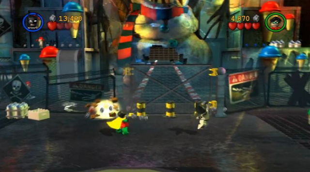 LEGO Batman The Video Game PPSSPP ISO For Android - APK LOKER