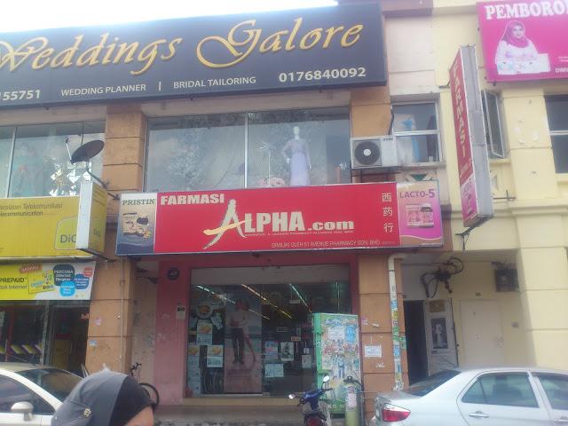 ALPHA Pharmacy Bandar Baru Bangi