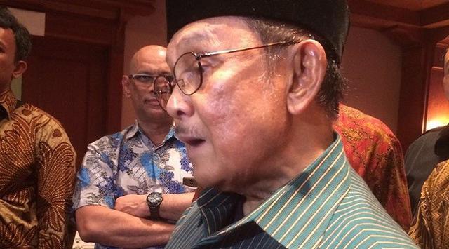 Habibie: Singapura Ingin Sewa Kepulauan Riau Selama 100 Tahun