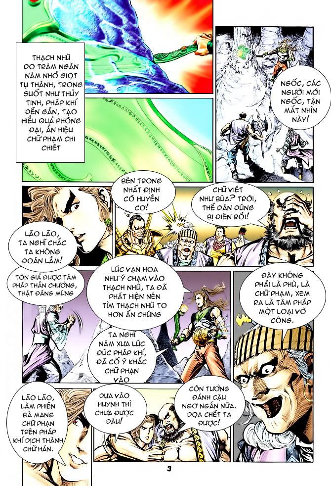 Đại Đường Uy Long chapter 44 trang 3