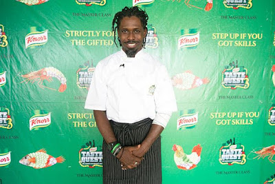 Victor Knorr Taste Quest season 3 finale contestants