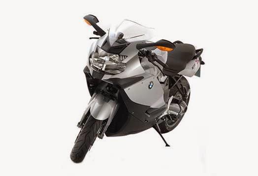 BMW K 1300 S Titanium Silver Metallic