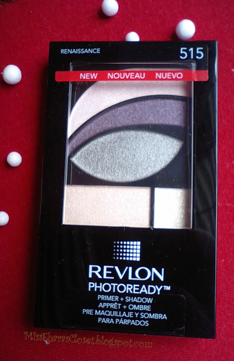 Revlon Photoready Primer + Shadow