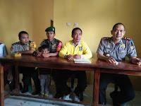 Menuju Jalan Islah Risa-Dadibou, Kepolisian Gelar Pertemuan dengan Warga