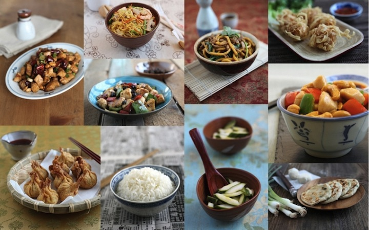 Easy Chinese Recipes cookbook by Bee Yinn Low of Rasa Malaysia