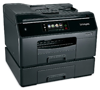I used to move impressed past times using the squeamish of the machine Lexmark Pro5500t Driver Download