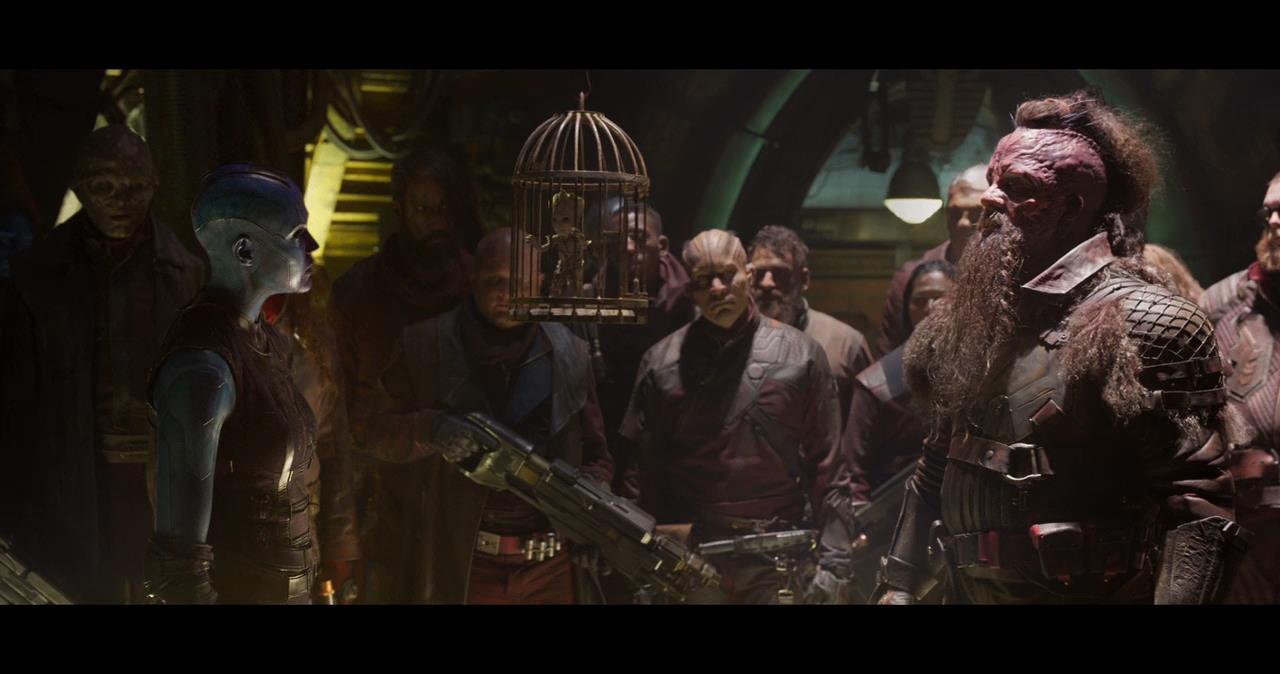Guardianes de la Galaxia Vol. 2 (2017) IMAX HD 720p Latino – Ingles captura 2