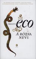 A rózsa neve, Il nome della rosa, elhalálozás, irodalom, Olaszország, Umberto Eco,