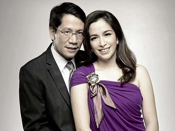 Jim Paredes Their Presence Was Harrasment They: Shalani Soledad And Roman Romulo Exchange 'I Do's'