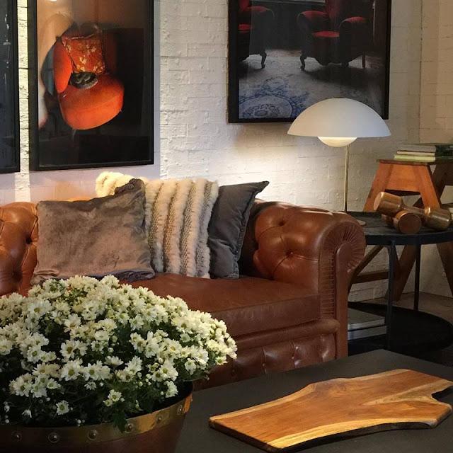 sofa-couro-decoração
