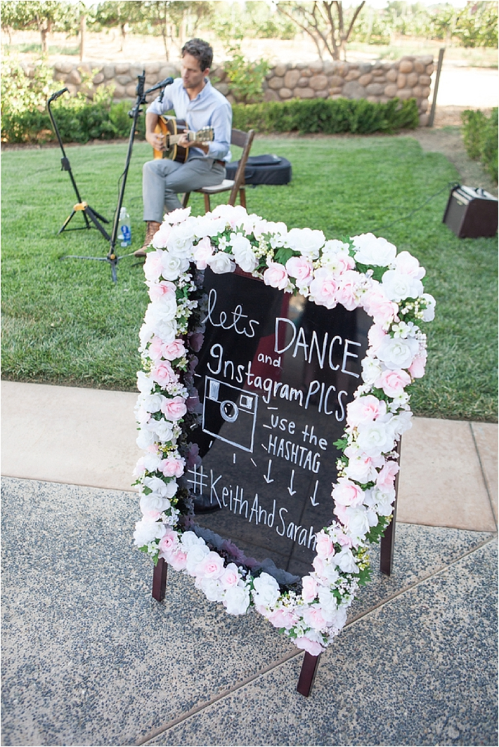 Southern California Wedding Ideas And Inspiration Elegant Pink Ponte Winery