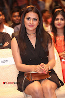 Actress Shraddha Srinath Stills in Black Short Dress at SIIMA Short Film Awards 2017 .COM 0054.JPG