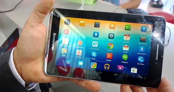 Tablet Lenovo S5000 - Tablet Lenovo Terbaik