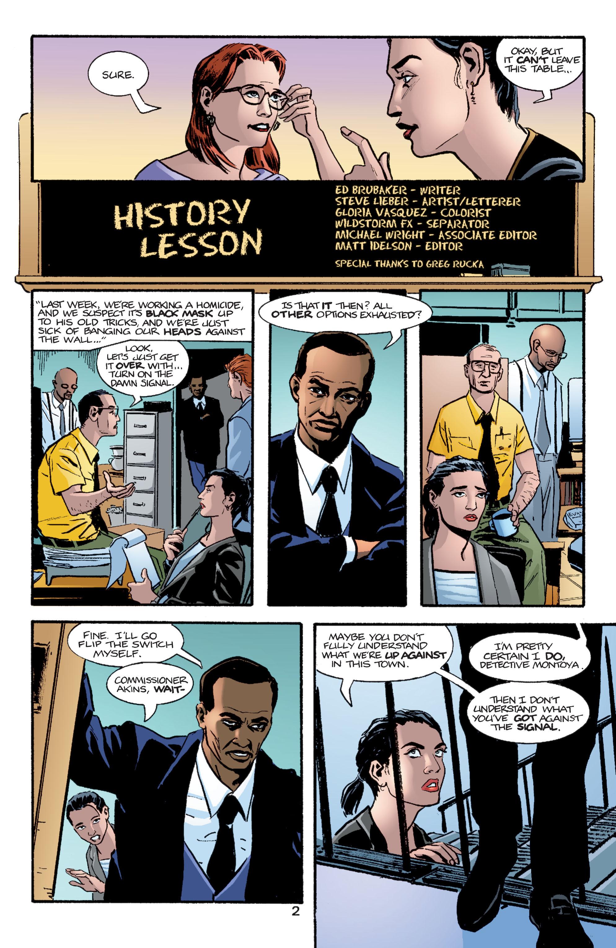 Detective Comics (1937) 758 Page 24