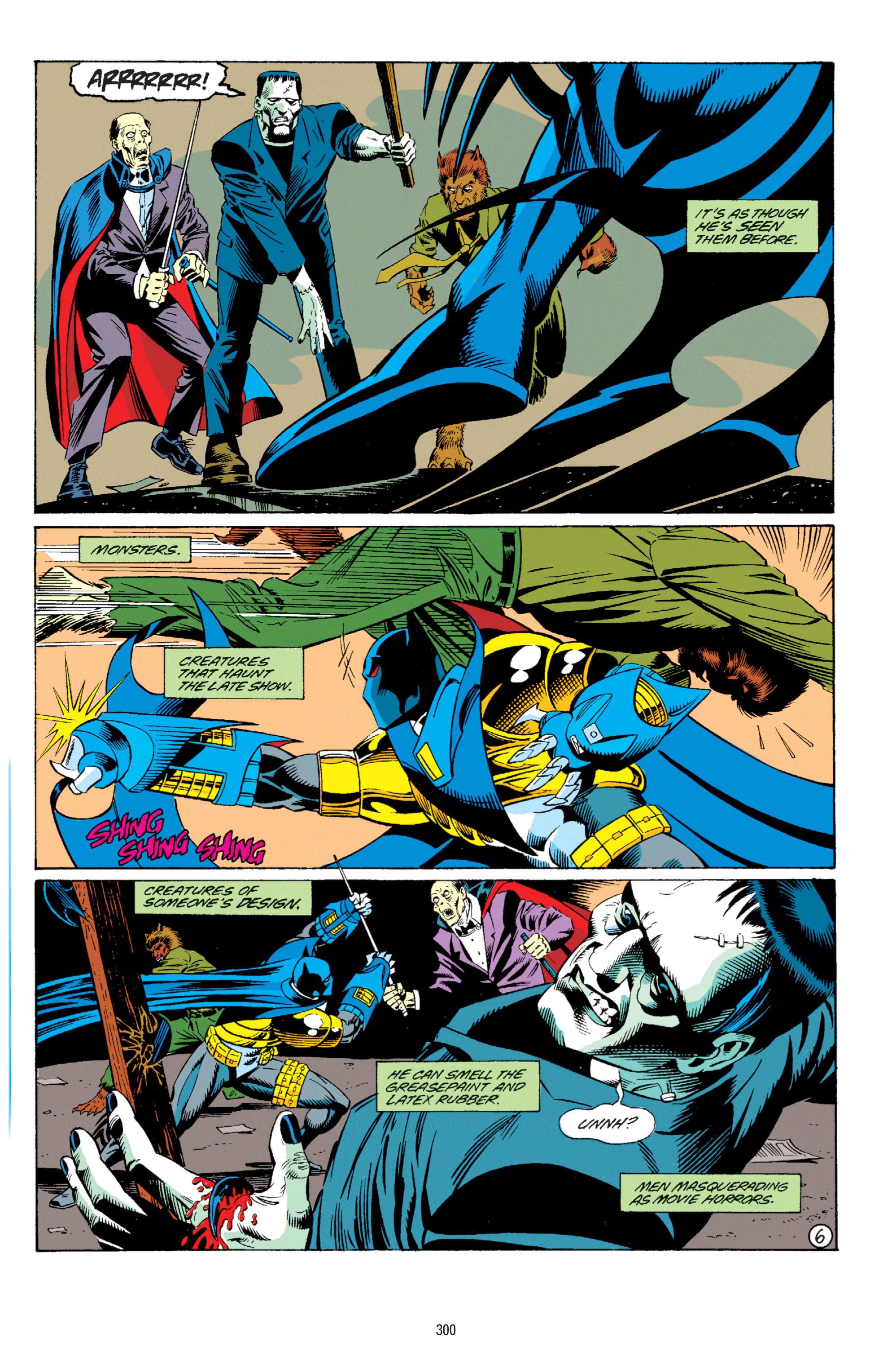 Detective Comics (1937) 671 Page 6
