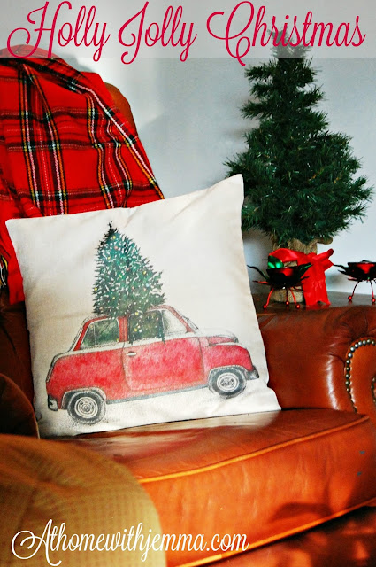 Christmas-chair-pillow-plaid-blanket-decorating-holiday-ideas-home-tour-athomewithjemma