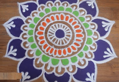 freehand-easy-rangoli-design-for-diwali-2018