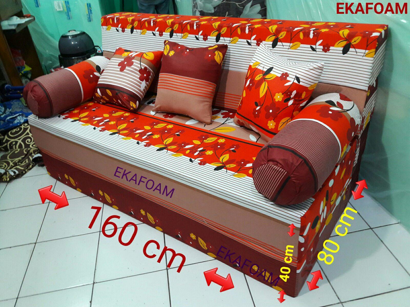 Sofa Bed Inoac 2016
