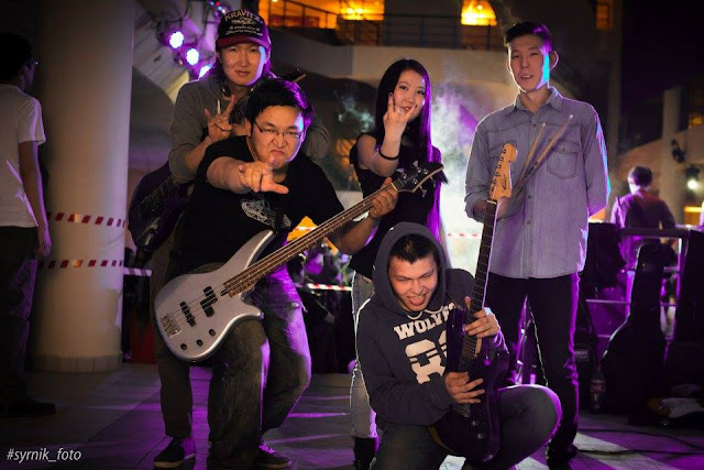 Hounds Of Bayanay, Female Fronted Folk Metal Band from Russia, Hounds Of Bayanay Female Fronted Folk Metal Band from Russia