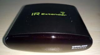 "ir repeater Empfänger - ""receiver"""
