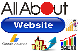All About -Website | Blogger | Adsense | Trafic | SEO | Q & A In Hindi - 2018