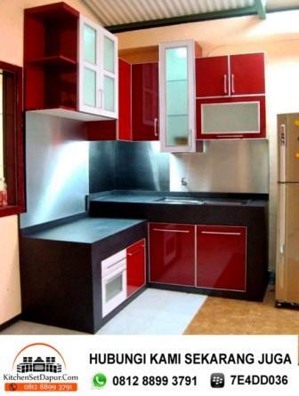 Jasa pembuatan kitchen set hub 0812 8899 3791 bb 7e4dd036 for Tukang kitchen set
