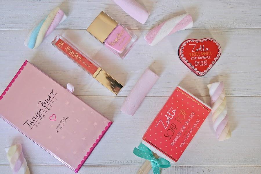 Tanya Burr Cosmetics y Zoella Beauty en Primor