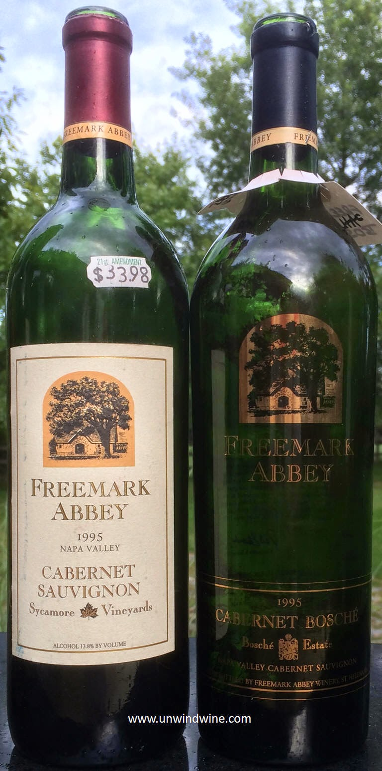 freemark abbey winery essay Ase analysis freemark abbey winery(qunatitative biz analysis) case analysis to cover executive summary of the case decision problemin the form of a statement decision tree analysis of the.