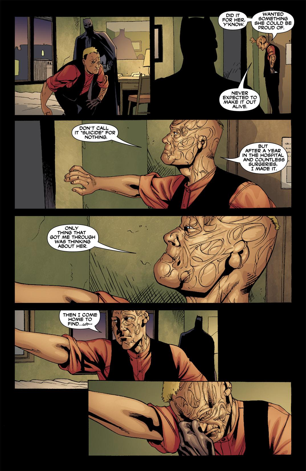 Detective Comics (1937) 810 Page 10
