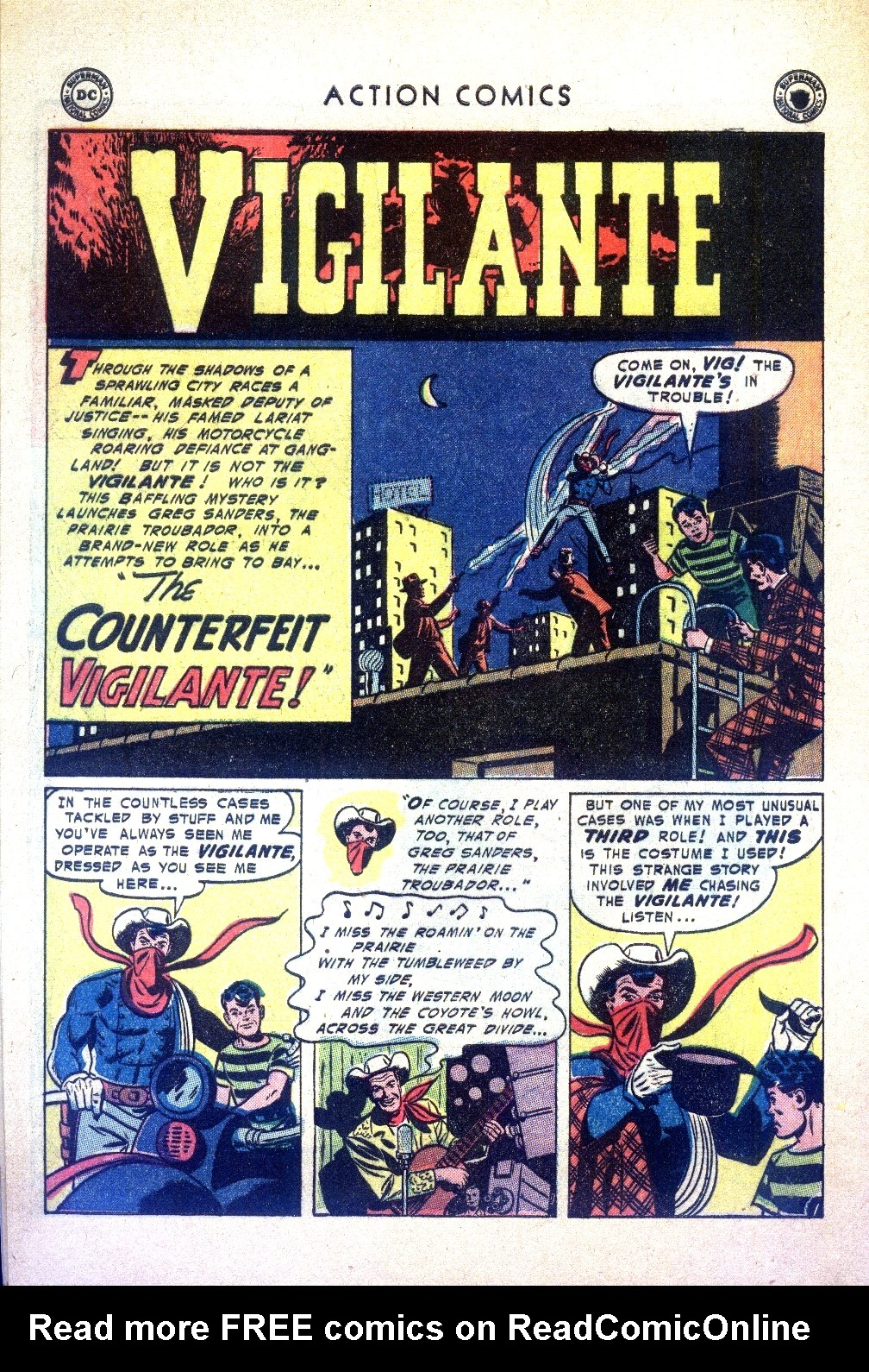 Action Comics (1938) 195 Page 33