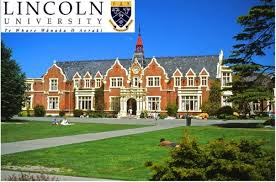 Global Challenges Scholarship for International Students at Lincoln University in New Zealand, 2017