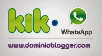 Como bloquear contactos en WhatsApp y en Kik Messenger