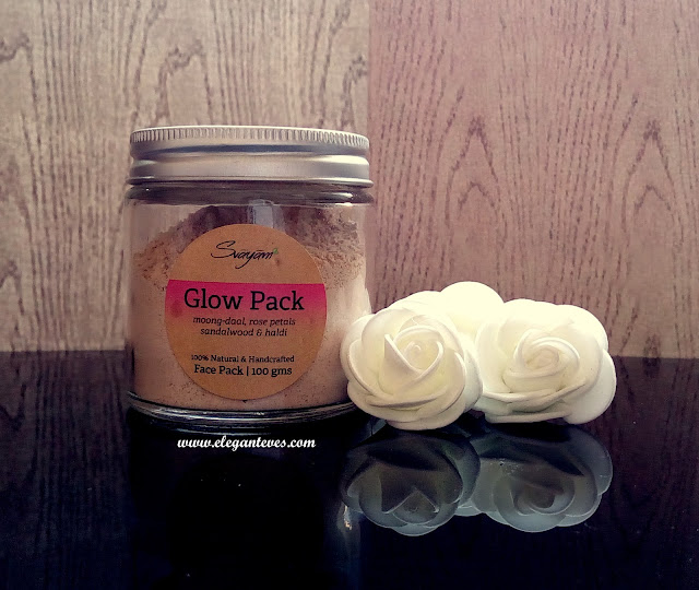 Review of Svayam Natural Glow Pack