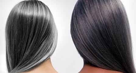 सफेद बाल हमेशा के लिए जड़ से काले करने के लिए आजमाए ये तरीके - White hair to black