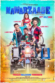 Nawabzaade First Look Poster
