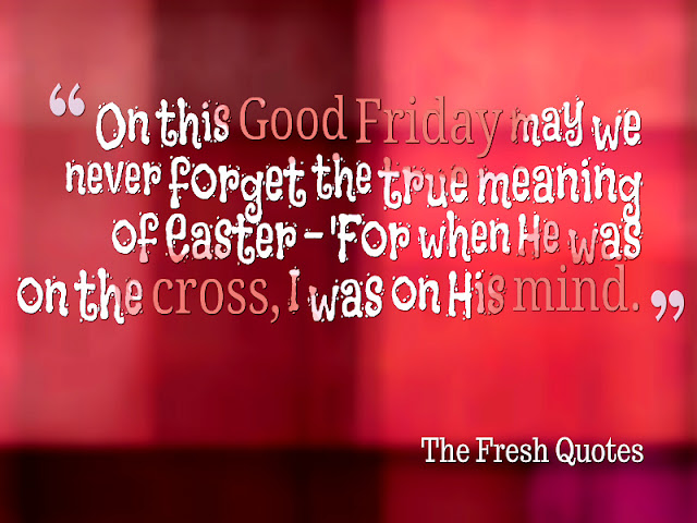 AWESOME GOOD FRIDAY IMAGES