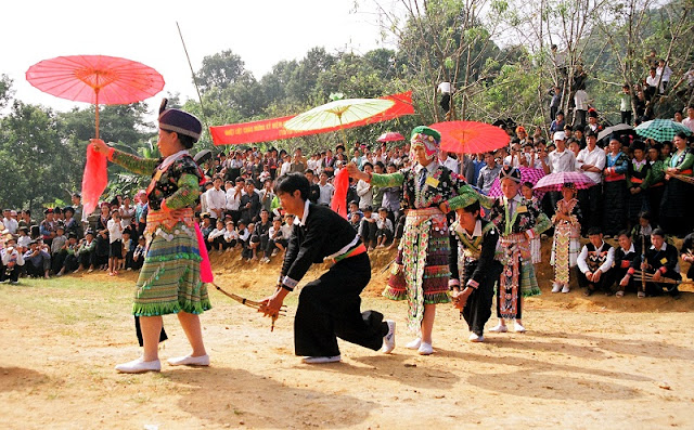 Cultural identity of ethnic Mong in Ha Giang 1