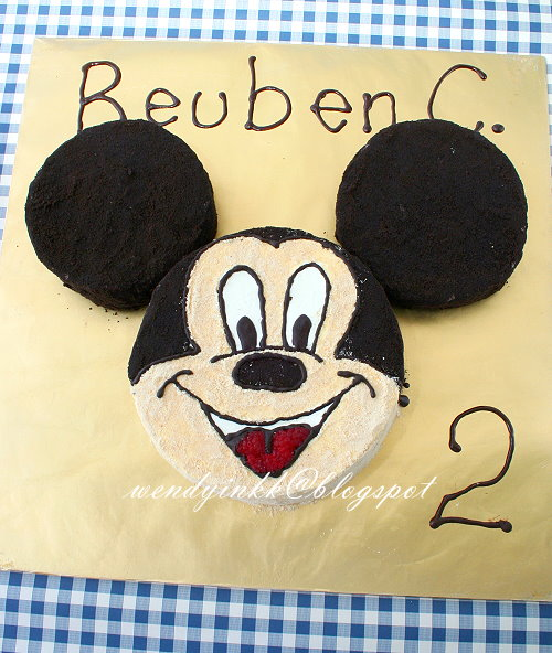 Mickey Mouse Kitchen Decorating Ideas