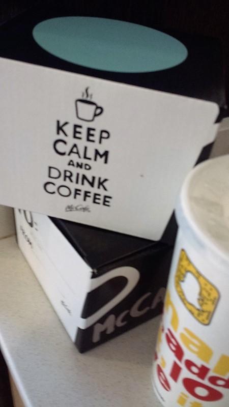McD Stopp/ coole Tassen